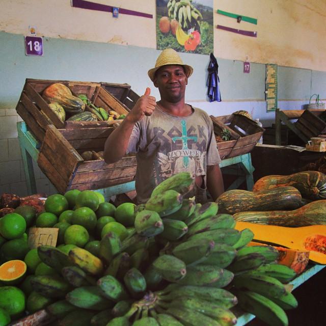 バナナボーイ #SantiagoDeCuba #Cuba