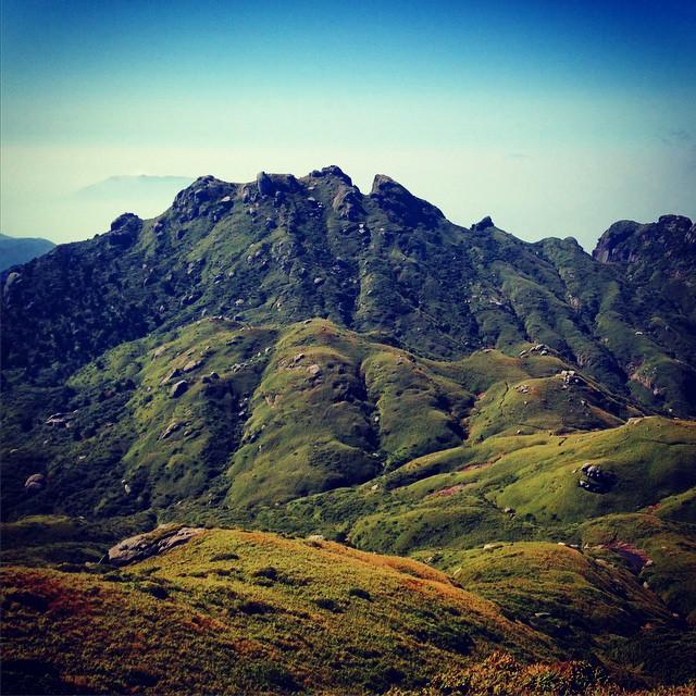 Mt. Nagata dake
