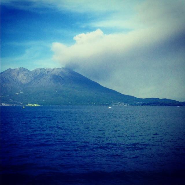 #Sakurajima #Volcano