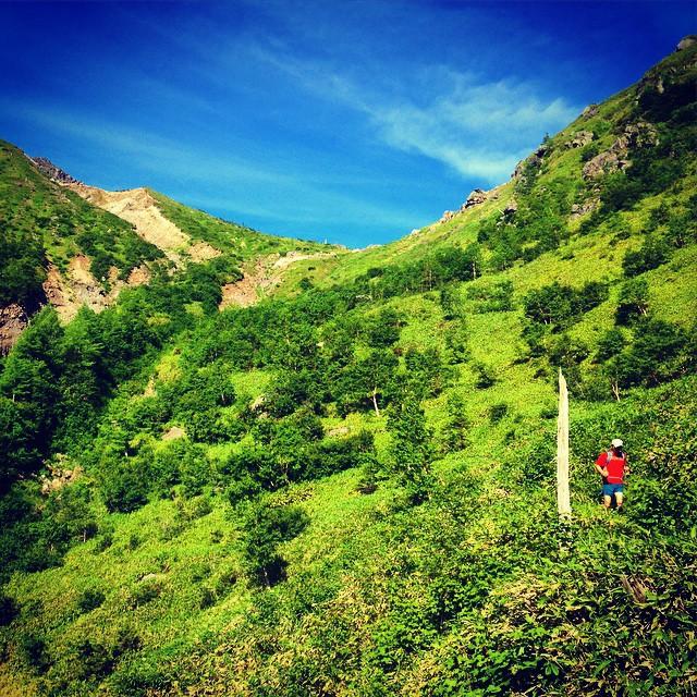 #yakedake #japanalps #trailrunning