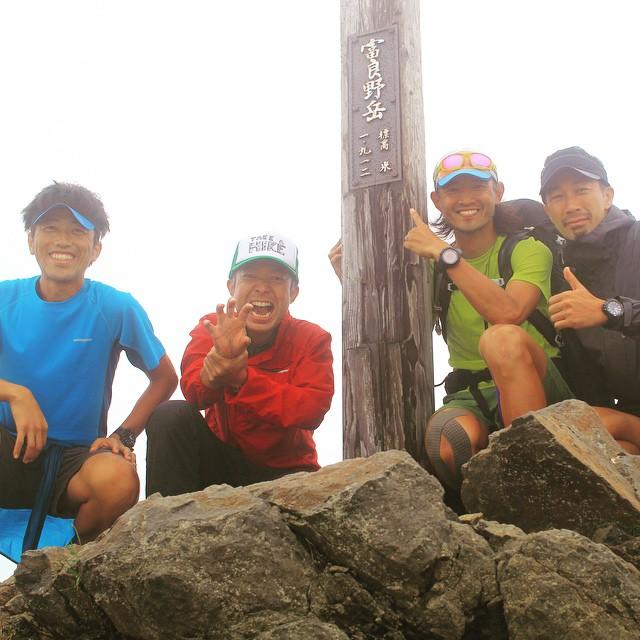 旭岳から富良野岳への3日間の旅、無事コンプリート!一緒に旅をしてくれた仲間に感謝。 #Daisetsuzan #Tokachidake #Tomuraushi #Furanodake #Hokkaido #japanmountains #Fastpacking #OYMgram