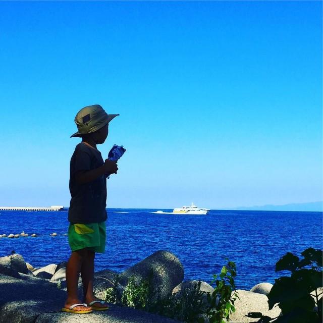 Ferry___a_boy_________________japantrip__island__awashima__kidstrip__kidscamp__tabibum